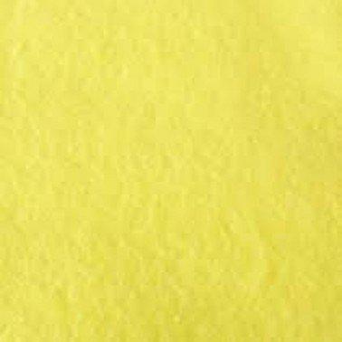 Hoja Fieltro color amarillo pastel 3 mm.