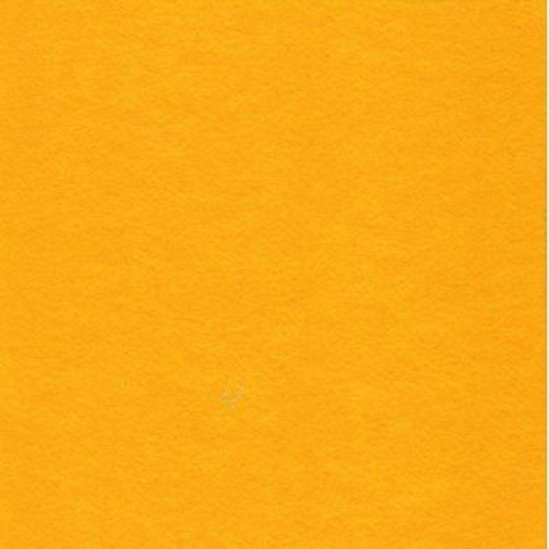 Hoja Fieltro color amarillo 3 mm.