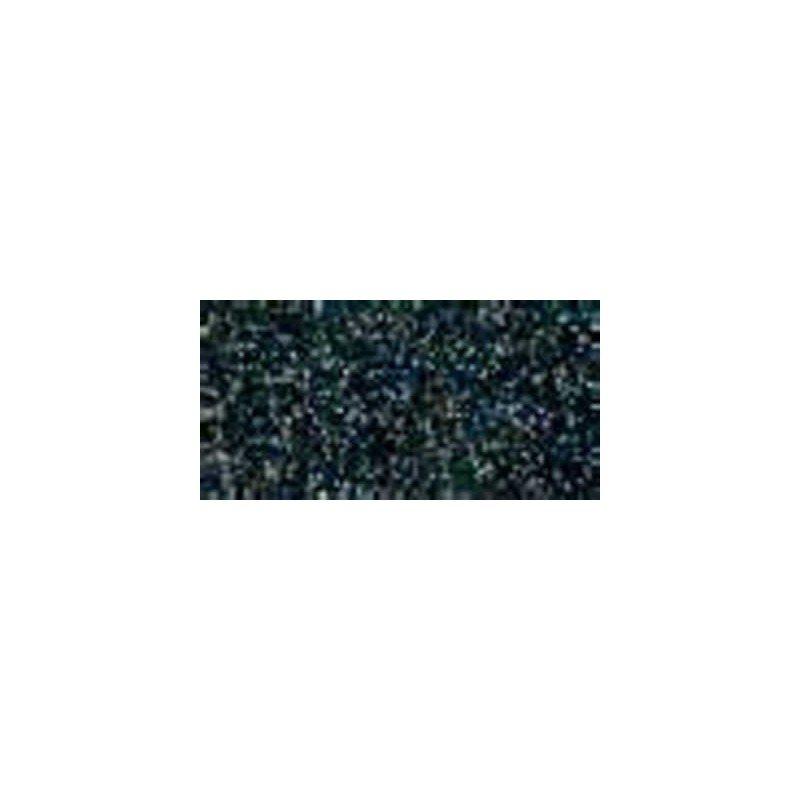 Goma eva purpurina negro