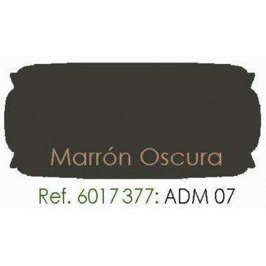 Chalky finish Cera Marrón oscuro ADM 07, 236 ml. Americana Decor.