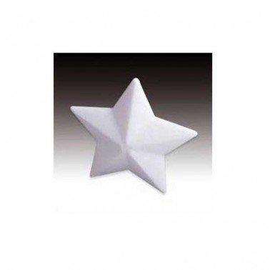 Estrella de Pórex 100 mm.