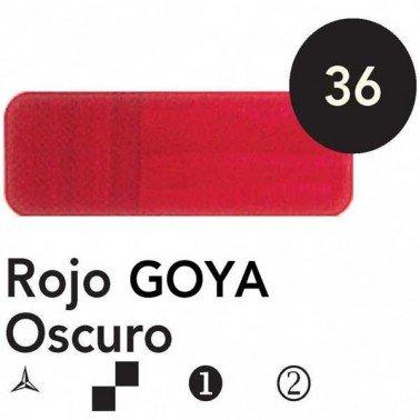Titán Goya Rojo Goya Oscuro nº 36, 20 cc.