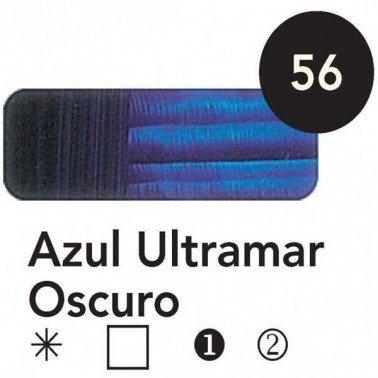 Titán Goya Azul Ultramar Oscuro nº 56, 20 cc.