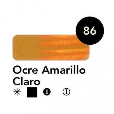 Titán Goya Ocre Amarillo Claro nº 86, 20 cc.