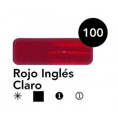 Titán Goya Rojo Ingles nº 100, 60 cc.