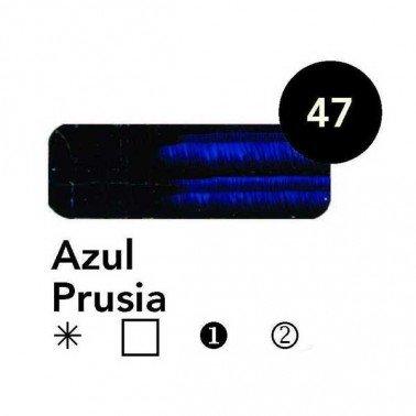 Titán Goya Azul Prusia nº 47, 20 cc.