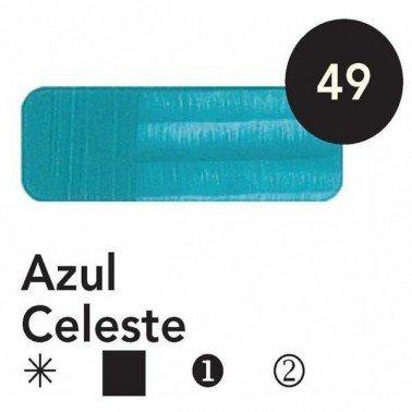 Titán Goya Azul Celeste nº 49, 20 cc.