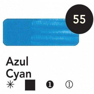 Titán Goya Azul Cyan nº 55, 20 cc.