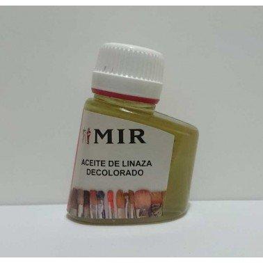 Aceite de linaza Mir 75 ml.