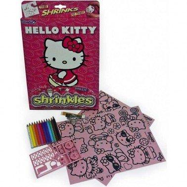Kit Shrinkles Hello Kitty 26,2 x 20,2 cm