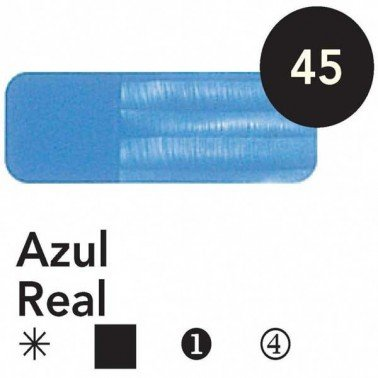 Titán Goya Azul Real nº 45, 20 cc.