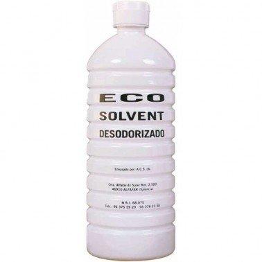 Aguarras ECO-SOLVENT inodoro 500 cc.