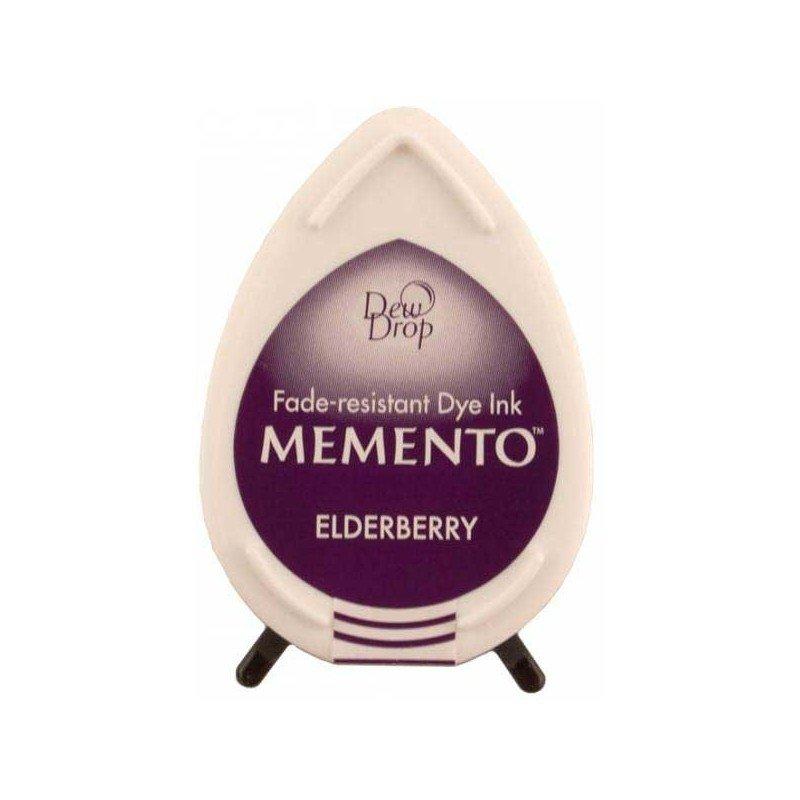 Memento Dew Drop 12 g. ELDERBERRY.