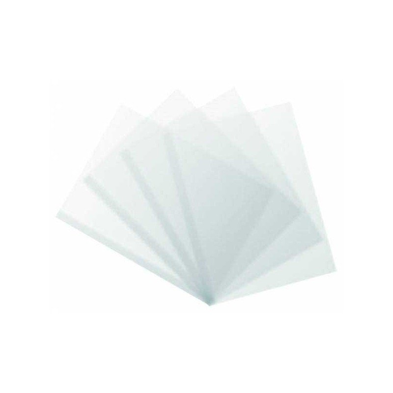 Lamina de acetato transparente A3, 420 X 297 mm, 180 micras.