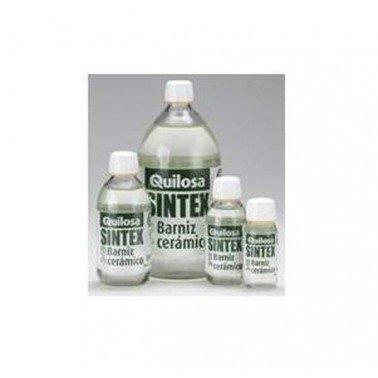 Barniz Sintex S-19 ceramico, 125 ml.