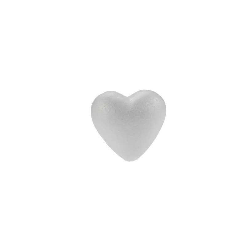 Corazón de pórex 50 mm.
