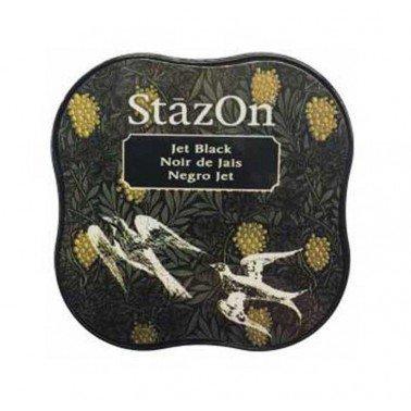 StazOn midi tampón Jet Black.