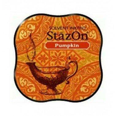 StazOn midi tampón Pumpkin.