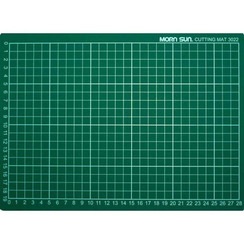 Plancha de corte 45 x 30 cm. Cutting mat.