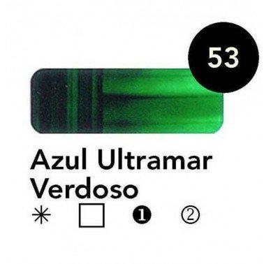 Titán Goya Azul Ultra Verdoso nº 53, 20 cc.