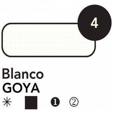 Titán Goya Blanco Goya nº 4, 200 cc.