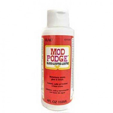 Mod podge gloss Plaid 118 ml (acabado brillo).