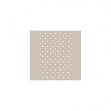 Stencil POLKA DOTS CADENCE 21 x 30 cm.
