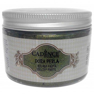 Pasta de relieve Malaquita CADENCE, 150 ml.