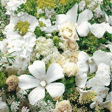 Servilletas para decoupage Floral dream 33 X 33 cm.