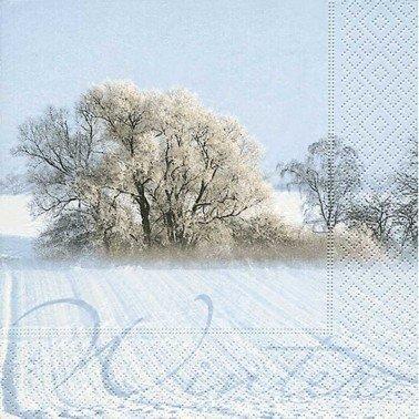 Servilletas para decoupage A winter dream 33 X 33 cm.