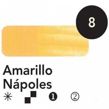 Oleo Titán Goya Amarillo Nápoles nº 08, 20 cc.