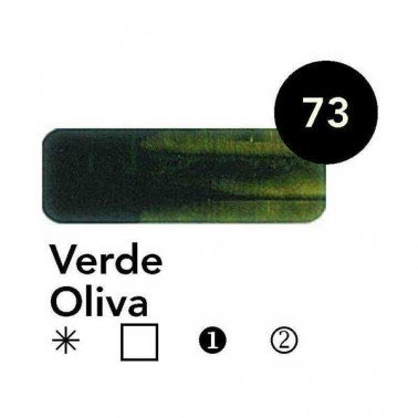 Oleo Titán Goya Verde Oliva nº 73, 20 cc.