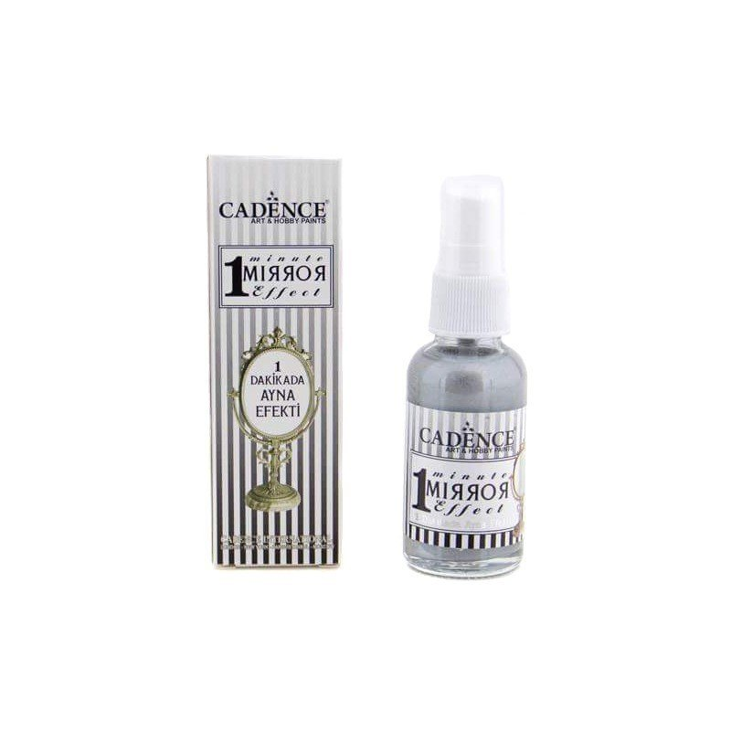 Spray pintura efecto espejo 1 MINUTE MIRROR EFFECT CADENCE.