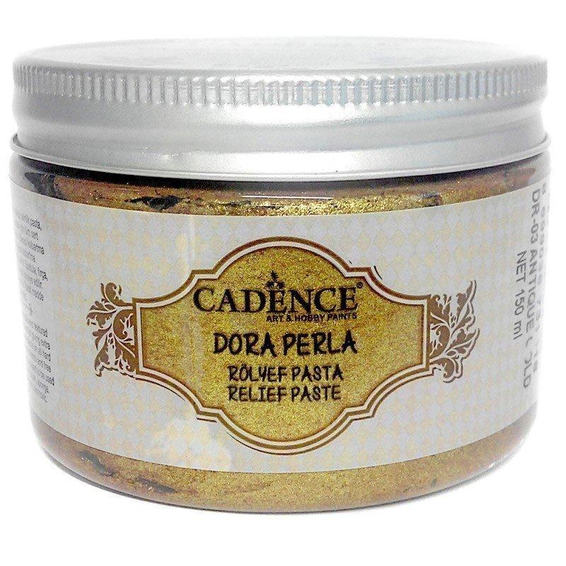 Pasta de relieve Oro CADENCE, 150 ml.