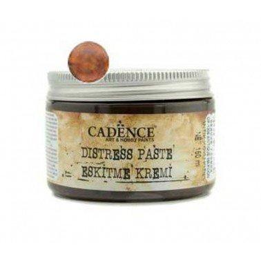 Distress Paste / Pasta Relieve Marrón Antiguo CADENCE, 150 ml.