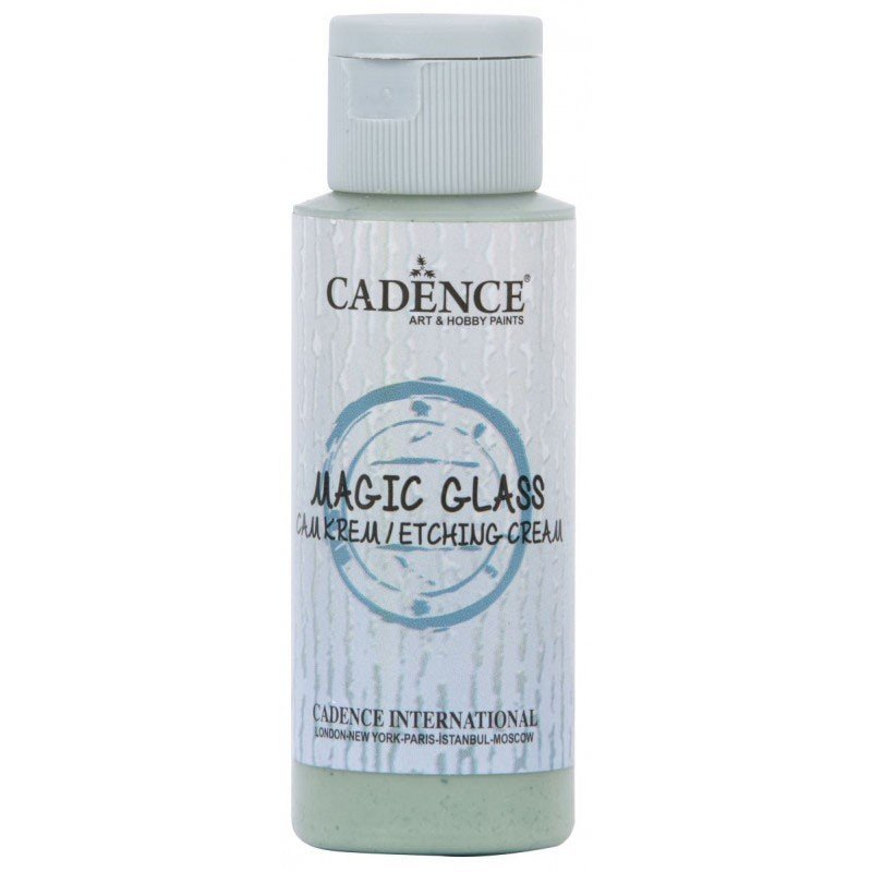 Ácido para Cristal Magic GLASS de CADENCE 59 ml.