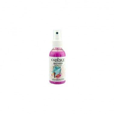 Pintura Spray Textil Cadence ROSA 100 ml.