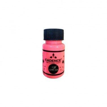 GLOW IN THE DARK Rosa CADENCE, 50 ml.