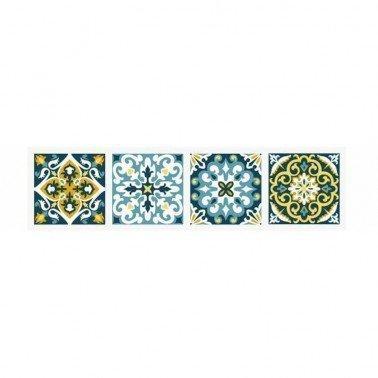 Papel para sublimación HYDRAULIC 2 ARTIS DECOR 6 X 27 cm. (APROX.)