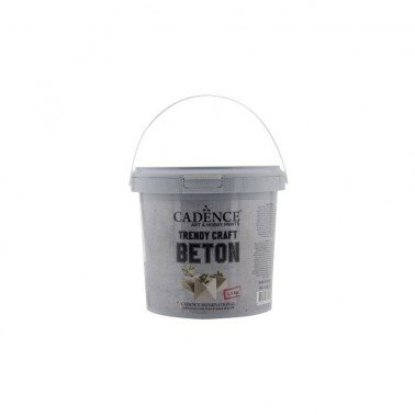 Trendy Craft Beton polvo CADENCE 1,5kg