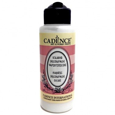 Cola Decoupage Textil CADENCE 120 ml.