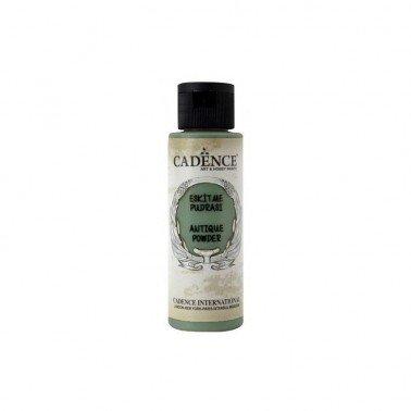 Pátina ANTIQUE POWDER Verde Moho Cadence 70 ml.
