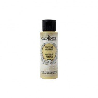 Pátina ANTIQUE POWDER Amarillo Óxido Cadence 70 ml.