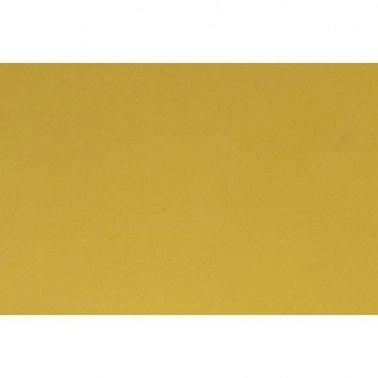 Goma Eva flocada Amarillo 60 x 40 cm, grosor 2 mm.