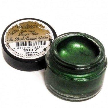 Oro en crema Finger Wax Cadence VERDE 20ml.