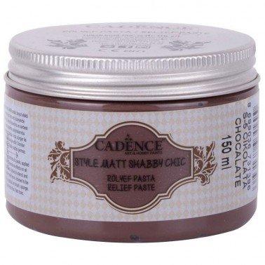 Pasta SHABBY CHIC Chocolate Cadence 150 ml.