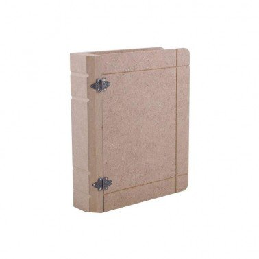 Caja Libro DM CADENCE 24.5x21x5.5 cm.