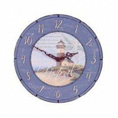 Base reloj redondo DM, sin decorar, diámetro 30 cm.