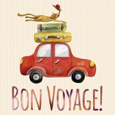 Papel para sublimación Bon voyage ARTIS DECOR 30 X 30 cm.