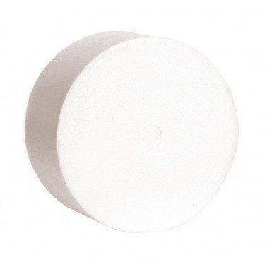Disco de porex diametro 20x5 cm.